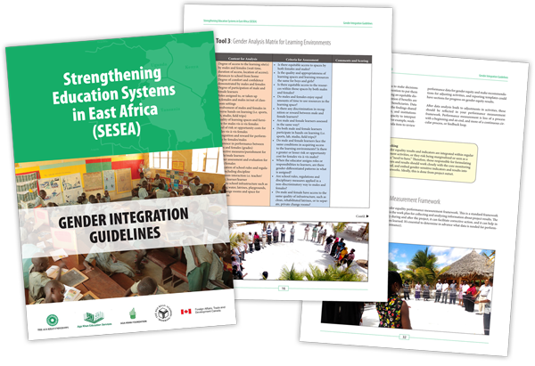 SESEA (Gender Integration Guidelines)